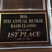 Muskie Bash 2016