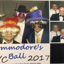commodores ball 7