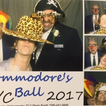 commodores ball 8